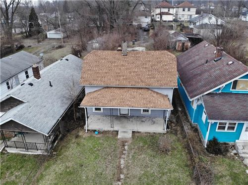 Photo of 1312 West 33rd Street, Indianapolis, IN 46208 (MLS # 21692844)