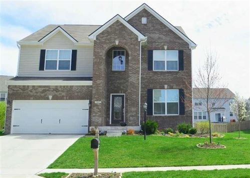 Photo of 7671 Three Arch Overlook, Noblesville, IN 46062 (MLS # 21701844)