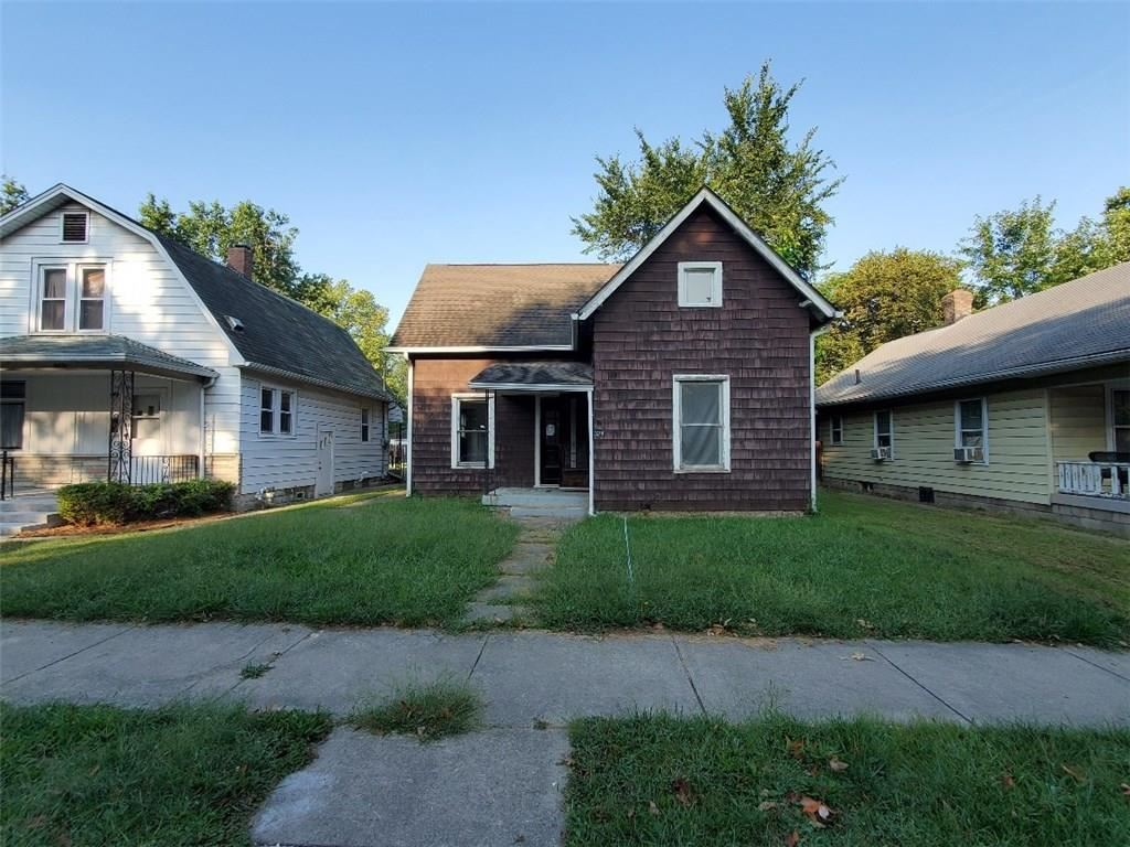 328 South Grand Avenue, Indianapolis, IN 46219 - #: 21737844