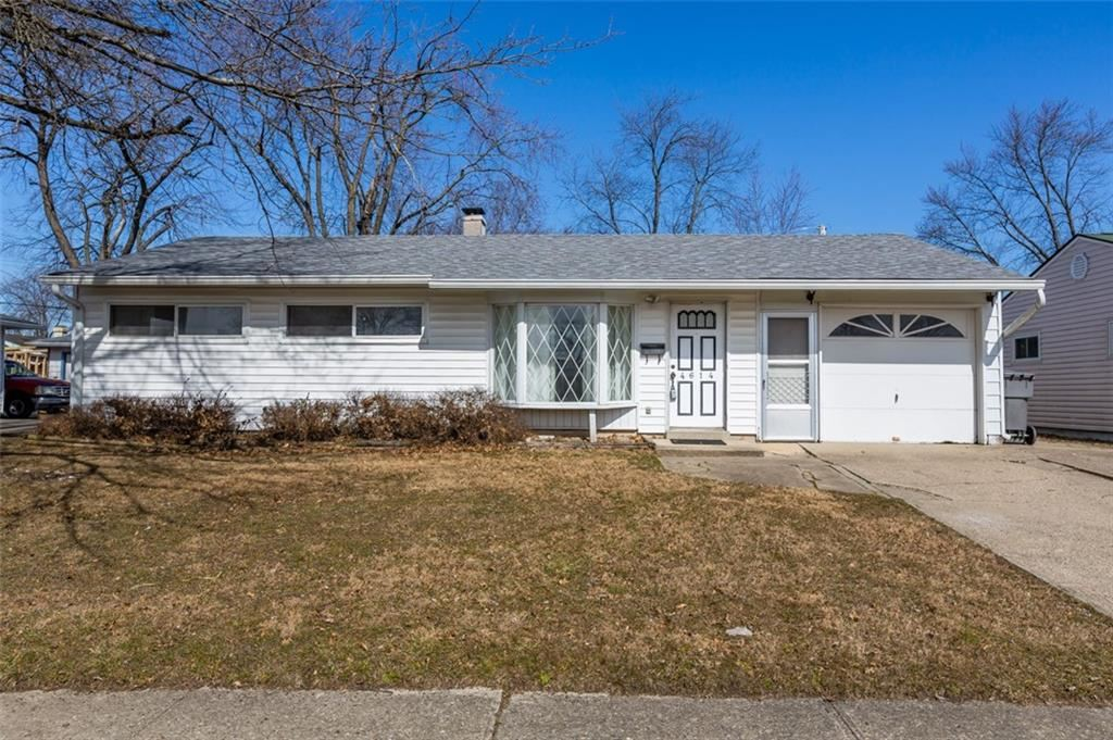 4614 West 28th Street, Indianapolis, IN 46222 - #: 21768844