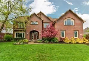 10017 WATER CREST Drive, Fishers, IN 46038 - #: 21695845