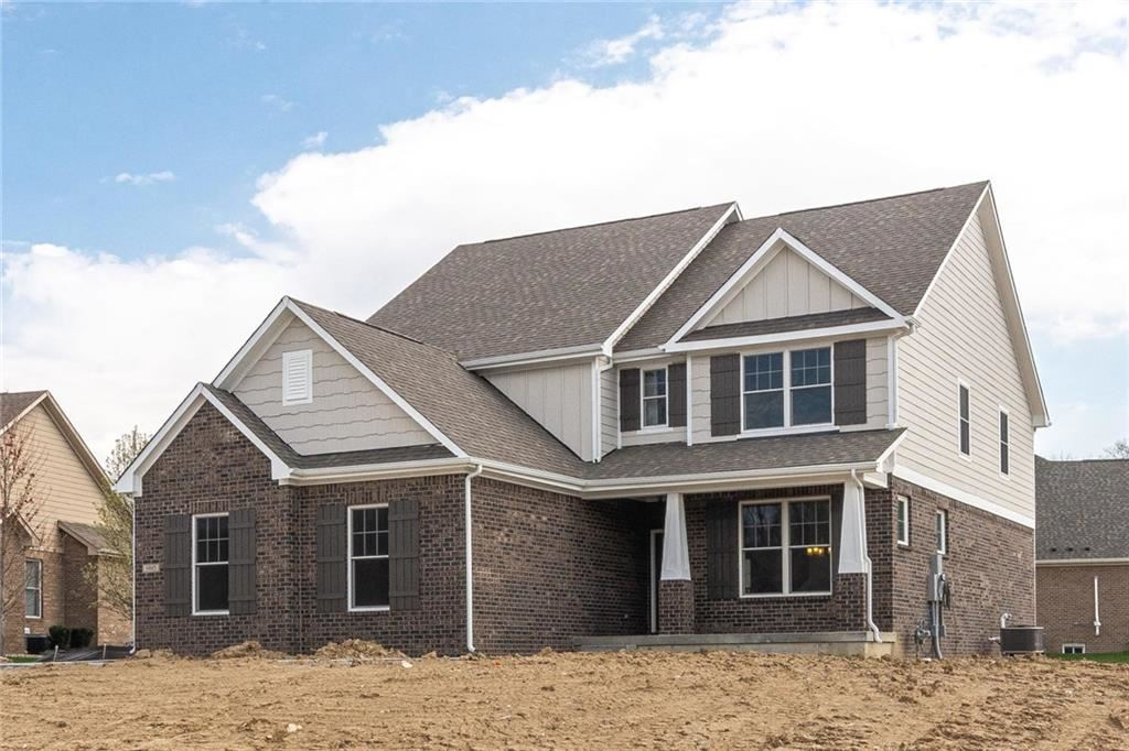 6885 West Glory Maple Drive, McCordsville, IN 46055 - #: 21710845