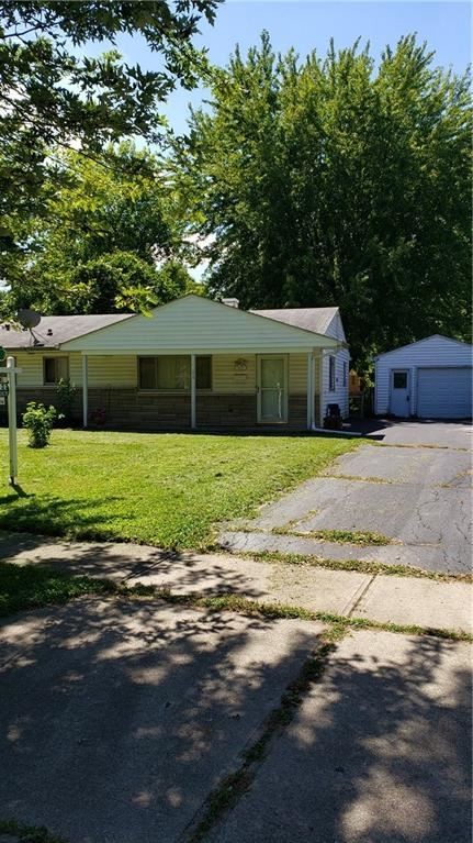 5016 North Sadlier Drive, Indianapolis, IN 46226 - #: 21732845