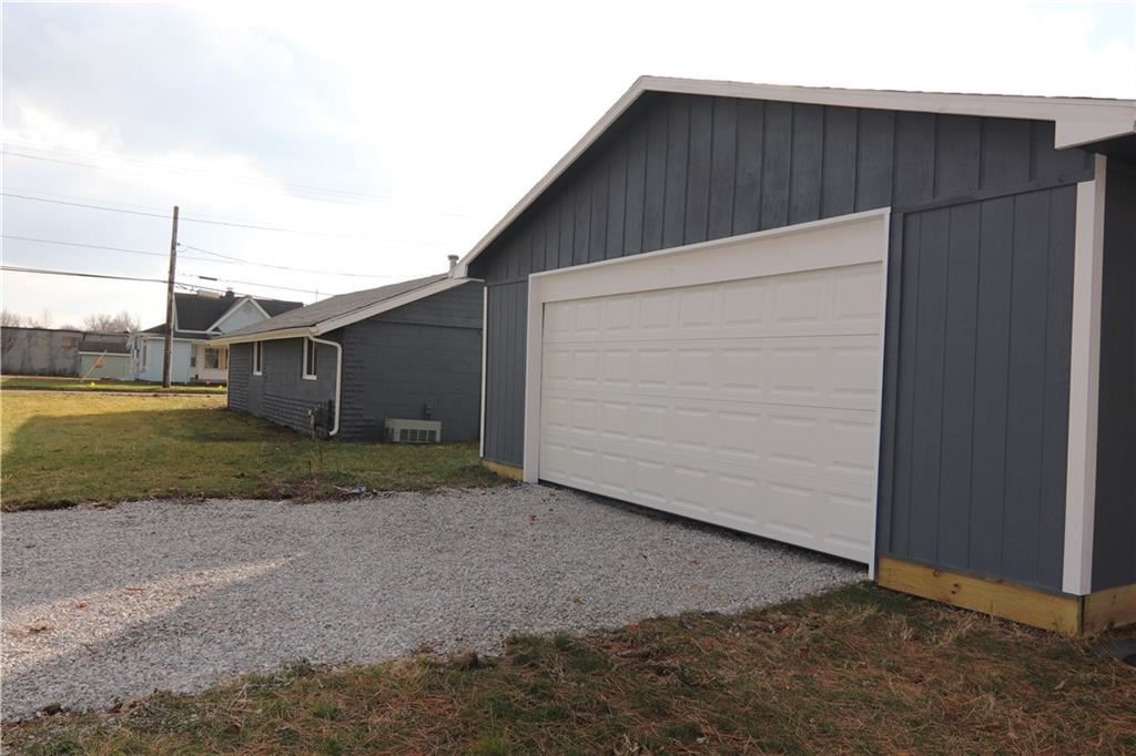 Photo of 336 South A Street, Elwood, IN 46036 (MLS # 21754845)