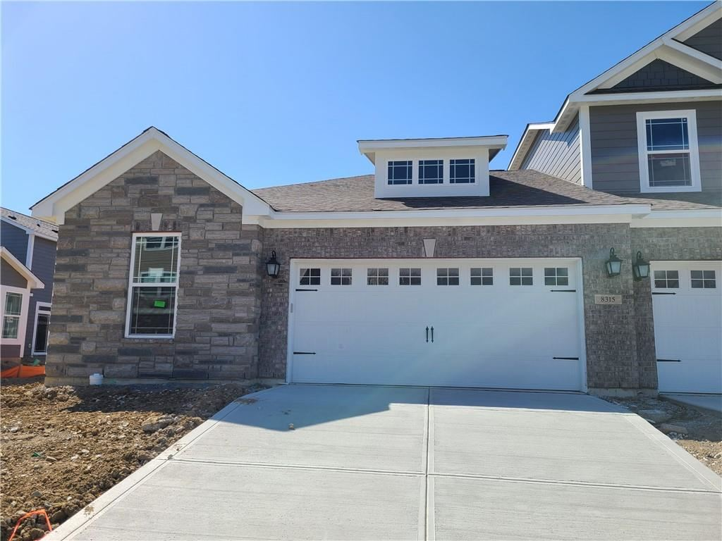 8315 Glacier Ridge Drive, Fishers, IN 46038 - #: 21755845