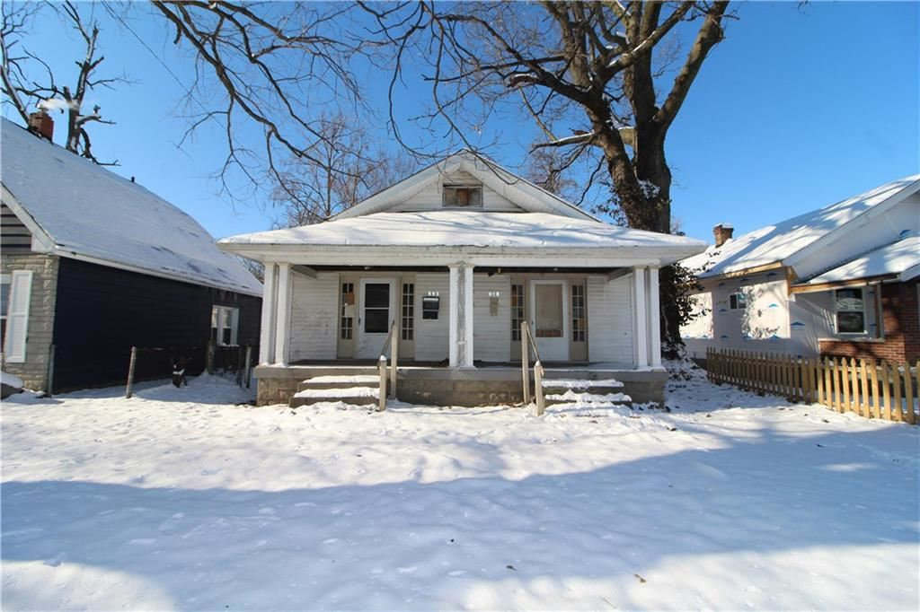 730 North Linwood Avenue, Indianapolis, IN 46201 - #: 21686846