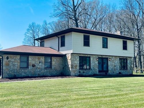 Photo of 3025 West Hickory Woods Drive, Greenfield, IN 46140 (MLS # 21783847)