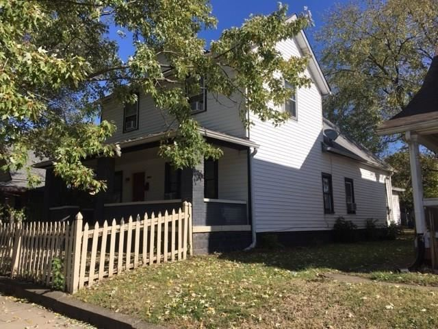 1137 South Reisner Street, Indianapolis, IN 46221 - #: 21680847