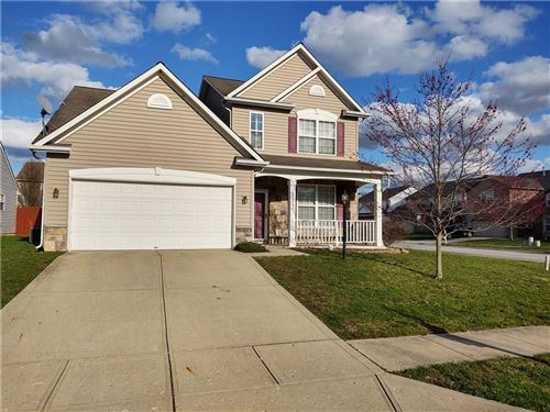 Photo of 12317 BERRY PATCH Lane, Fishers, IN 46037 (MLS # 21702848)