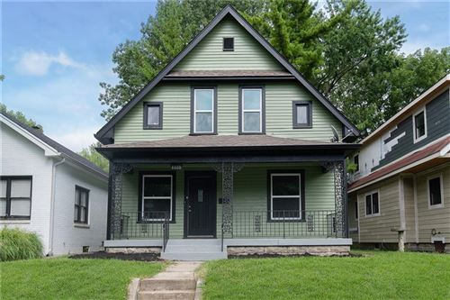 Photo of 1115 North TEMPLE Avenue, Indianapolis, IN 46201 (MLS # 21731848)