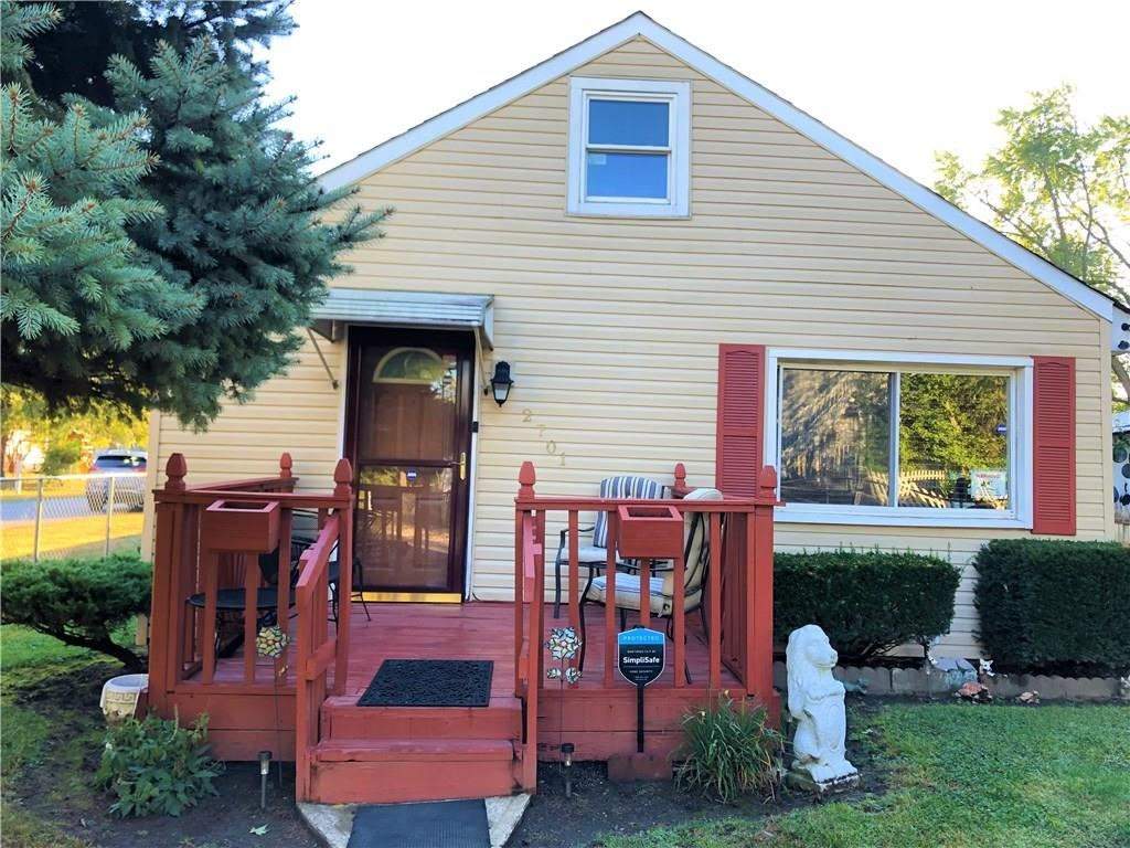 2701 South Rybolt Avenue, Indianapolis, IN 46241 - #: 21674848