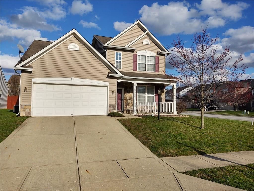 12317 BERRY PATCH Lane, Fishers, IN 46037 - #: 21702848