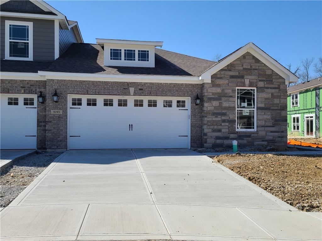 8283 Glacier Ridge Drive, Fishers, IN 46038 - #: 21755848