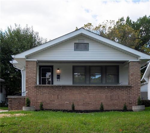 Photo of 830 N Denny Street, Indianapolis, IN 46201 (MLS # 21819849)