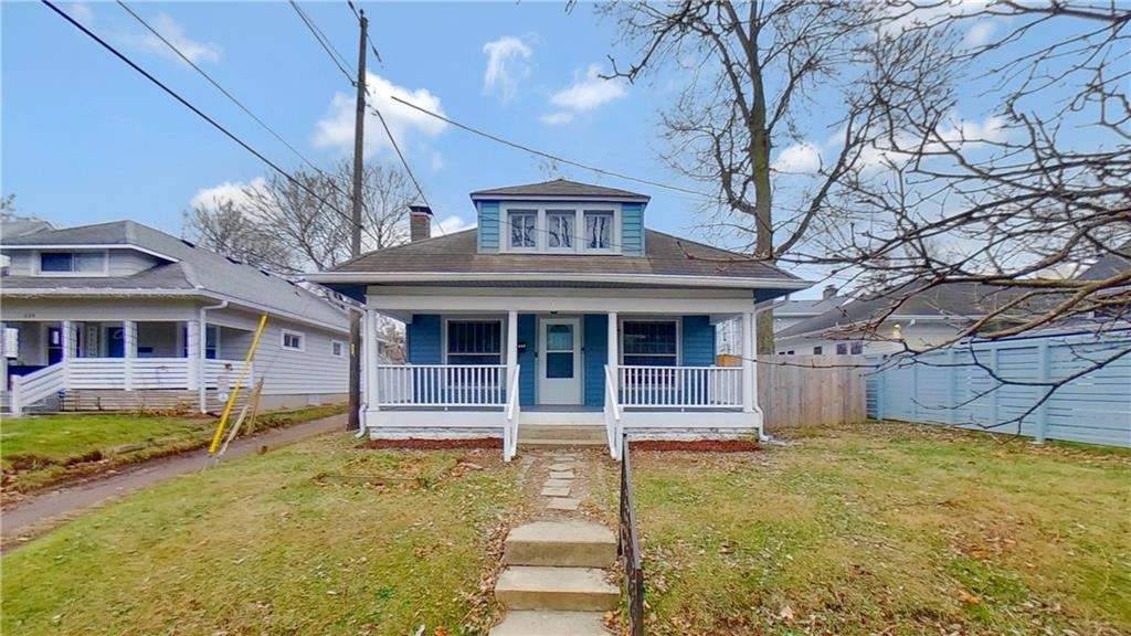 543 West 42nd Street, Indianapolis, IN 46208 - #: 21759849