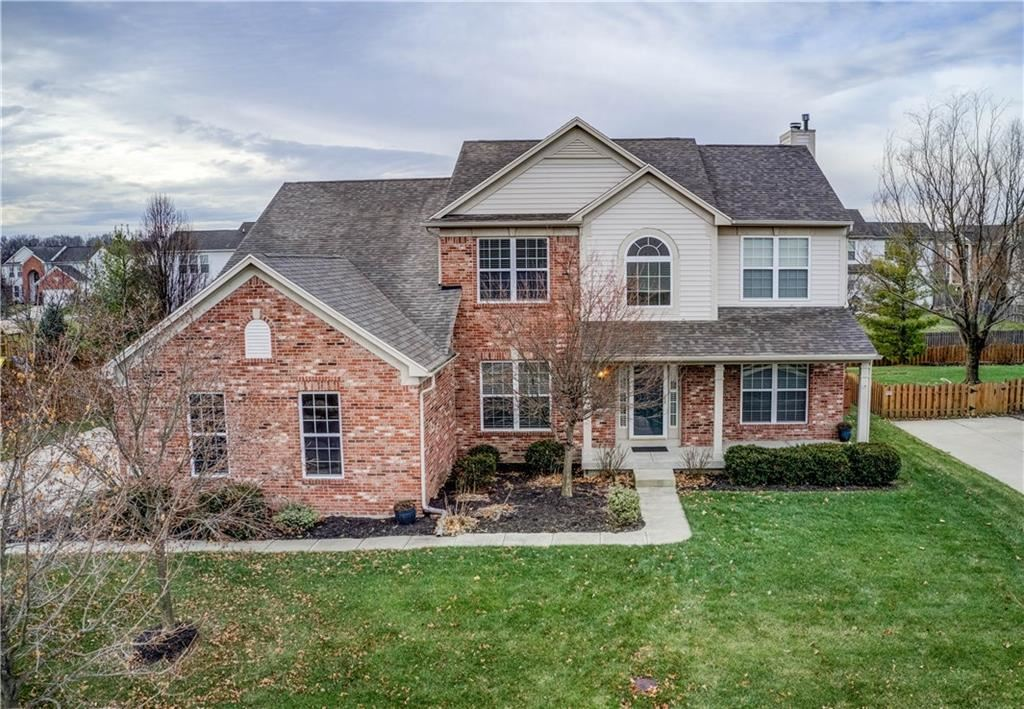 19013 Mill Grove Drive, Noblesville, IN 46062 - #: 21685850