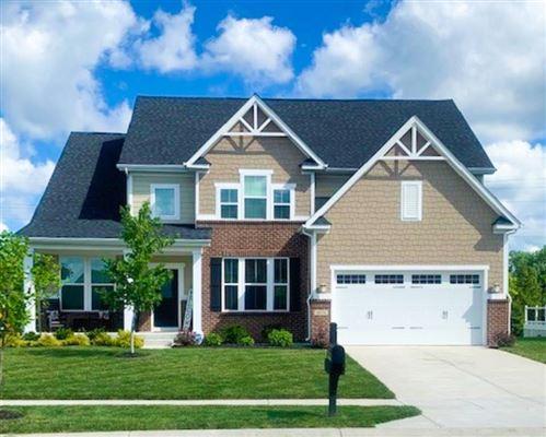 Photo of 4474 Eagleridge Lane, Zionsville, IN 46077 (MLS # 21729851)