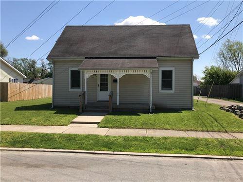 Photo of 119 Baldwin Street, Greenfield, IN 46140 (MLS # 21709852)
