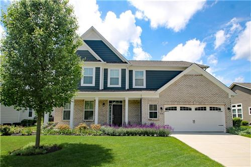Photo of 15809 Hargray Drive, Noblesville, IN 46062 (MLS # 21714852)