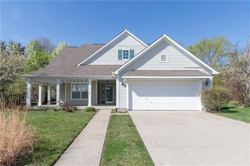 Photo of 5129 BROOKSTONE Court, Indianapolis, IN 46268 (MLS # 21777853)
