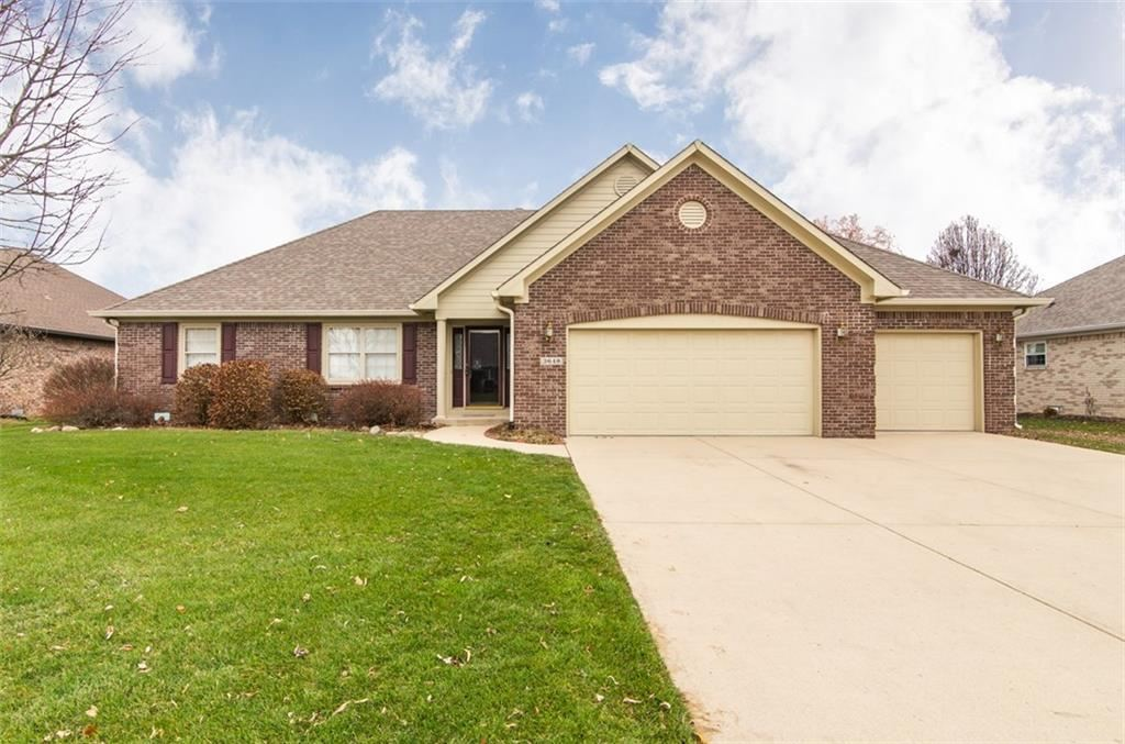 3648 South Cedar Creek Lane, New Palestine, IN 46163 - #: 21684853