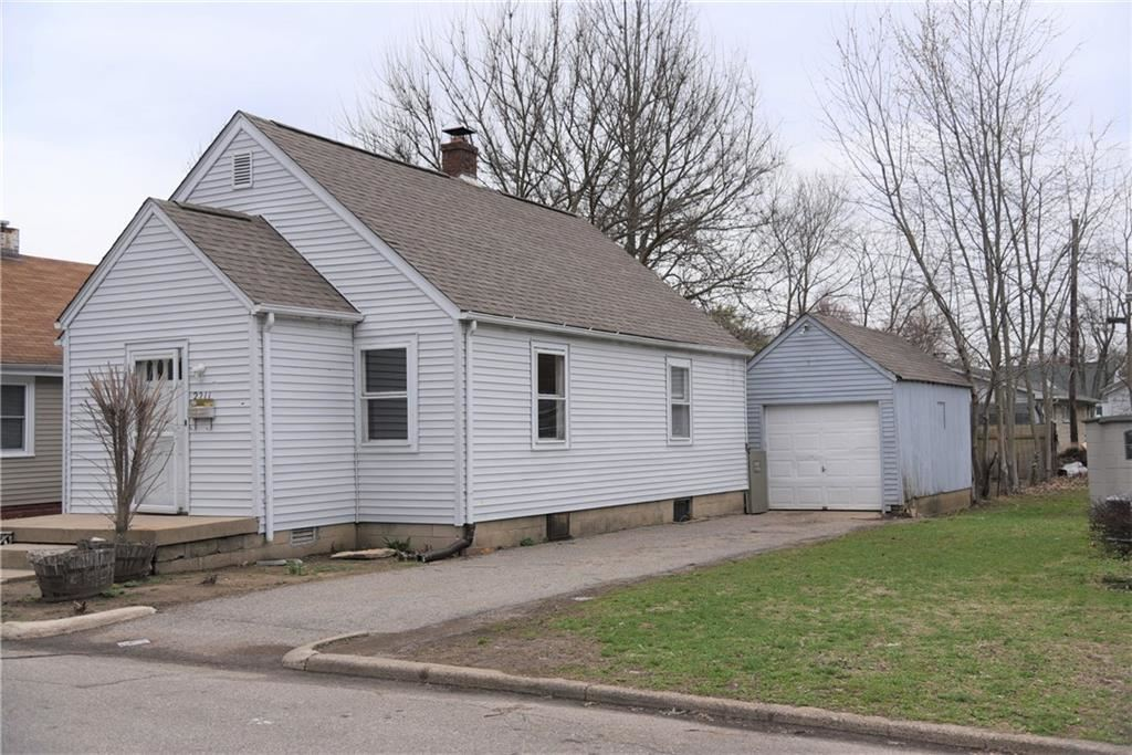 2211 Union Street, Columbus, IN 47201 - #: 21702853