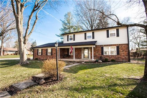 Photo of 819 Balroyal Court, Indianapolis, IN 46234 (MLS # 21700854)