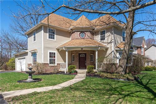 Photo of 4910 Melbourne Road, Indianapolis, IN 46228 (MLS # 21702854)