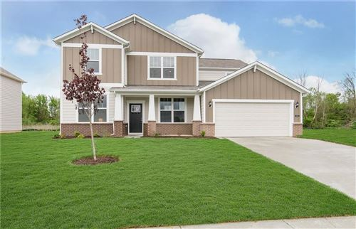 Photo of 6119 Flagler Lane, Brownsburg, IN 46112 (MLS # 21708854)