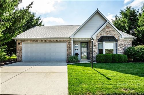 Photo of 12511 Saksons Boulevard, Fishers, IN 46038 (MLS # 21723854)