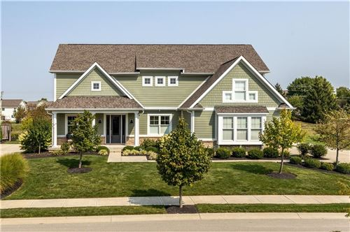 Photo of 14328 Timberland Drive, Fishers, IN 46040 (MLS # 21813854)