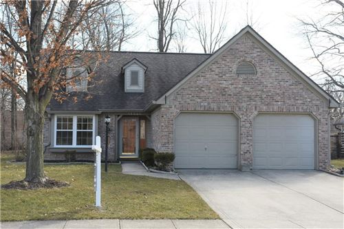 Photo of 11321 Cherry Blossom East Drive, Fishers, IN 46038 (MLS # 21764855)