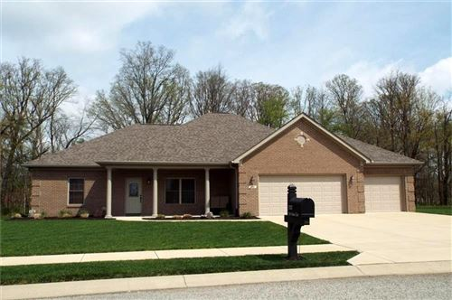 Photo of 288 West SILVER SHADOW Trail, Greenfield, IN 46140 (MLS # 21775855)