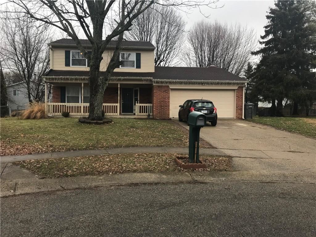 5411 Armstrong Court, Indianapolis, IN 46237 - #: 21687856