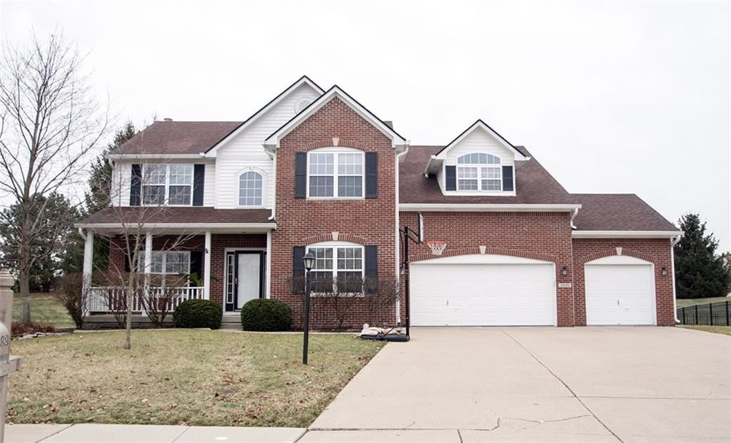 10583 Greenway Drive, Fishers, IN 46037 - #: 21694856