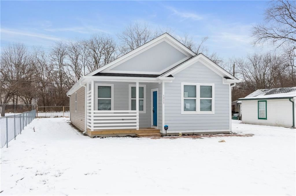 1217 South Dequincy Street, Indianapolis, IN 46203 - #: 21752856