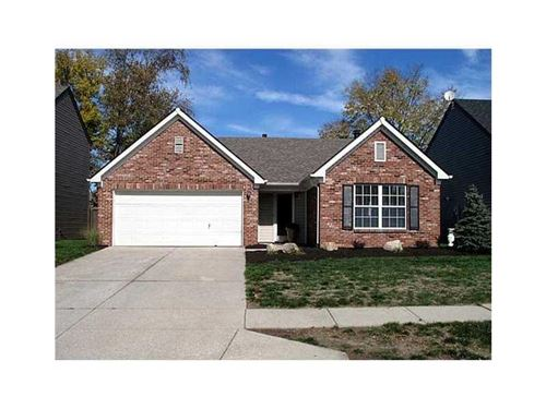 Photo of 7178 Woodgate Drive, Fishers, IN 46038 (MLS # 21689857)