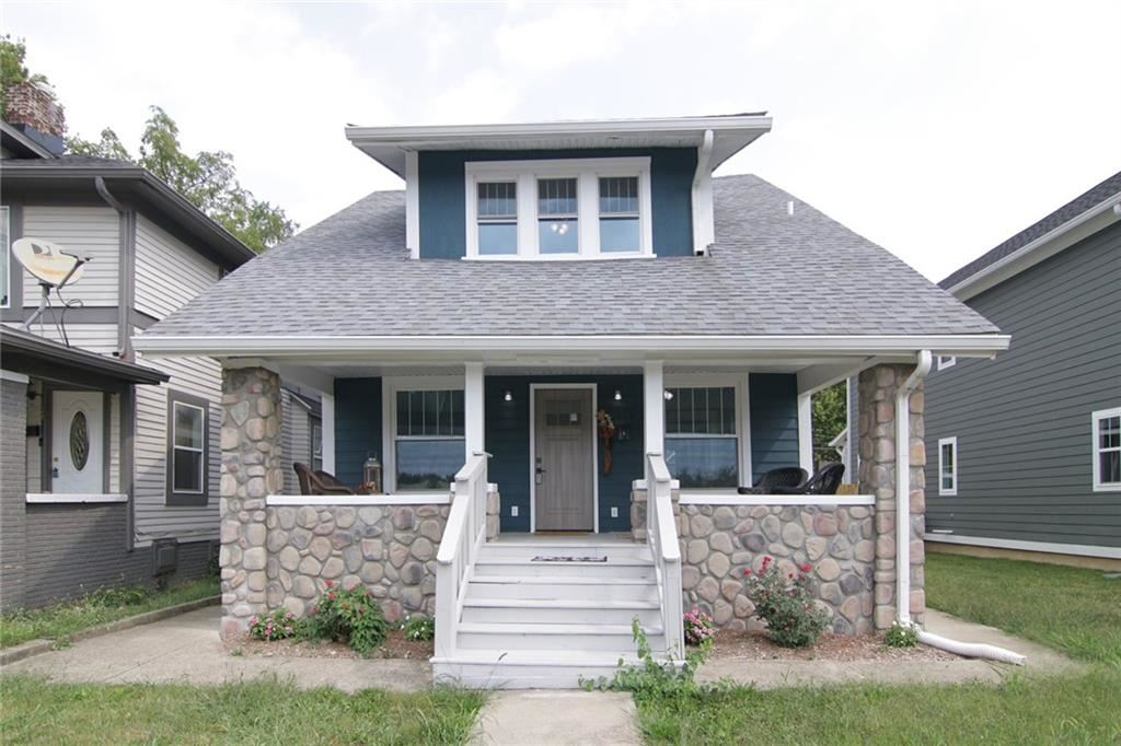 2915 North Talbott Street, Indianapolis, IN 46205 - #: 21723857