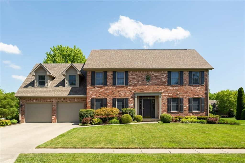 7656 Meadow Violet Drive, Avon, IN 46123 - #: 21718858