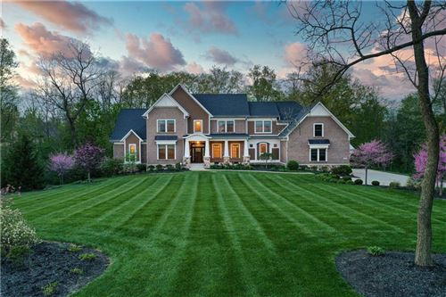 Photo of 10577 Reel Creek Drive, Brownsburg, IN 46112 (MLS # 21693860)