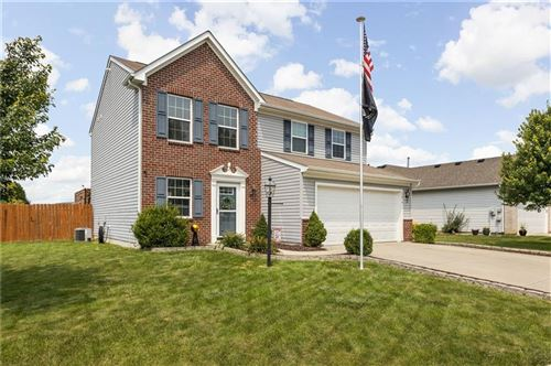 Photo of 5614 Newhall Place, Indianapolis, IN 46239 (MLS # 21801860)