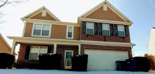 Photo of 7801 Meadow Rue Road, Noblesville, IN 46062 (MLS # 21735861)