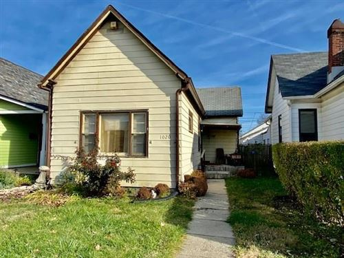 Photo of 1020 Elm Street, Indianapolis, IN 46203 (MLS # 21755861)