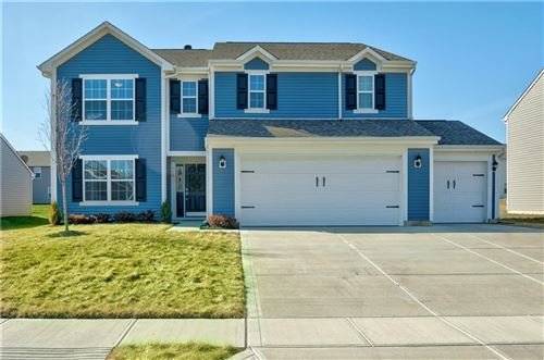 Photo of 4842 Dunlin Drive, Indianapolis, IN 46235 (MLS # 21695862)