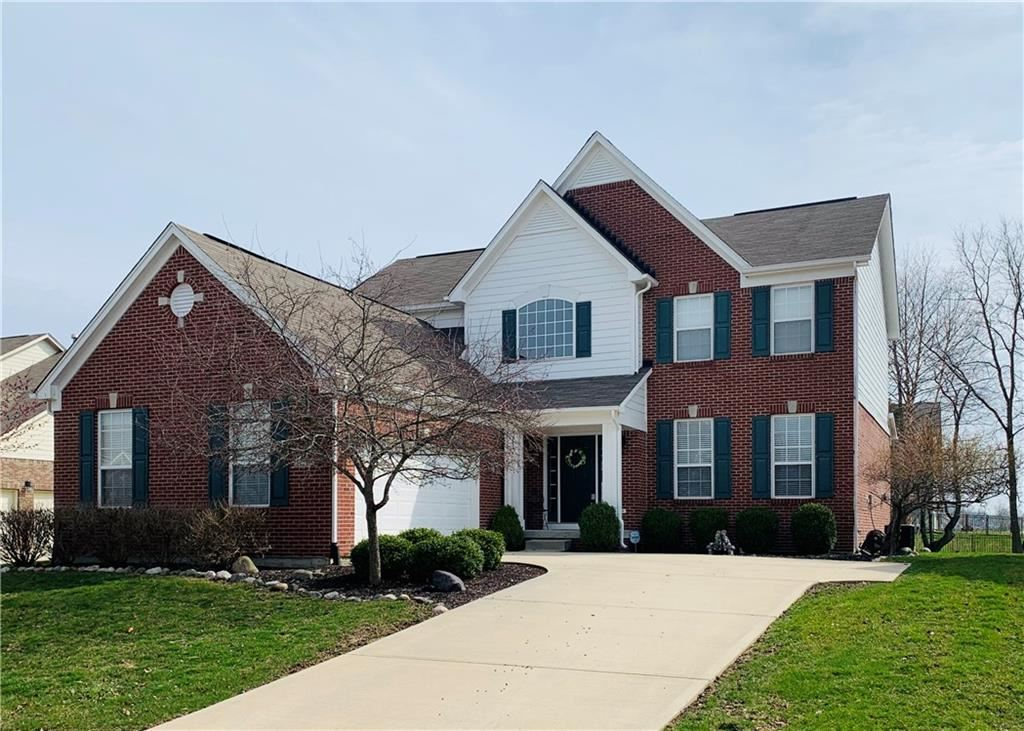 10219 LANDIS Boulevard, Fishers, IN 46040 - #: 21701862