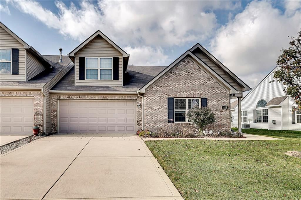 1445 Old Stoney Drive, Greenwood, IN 46143 - #: 21754862