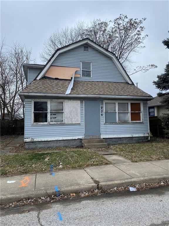 236 South Rural Street, Indianapolis, IN 46201 - #: 21749863