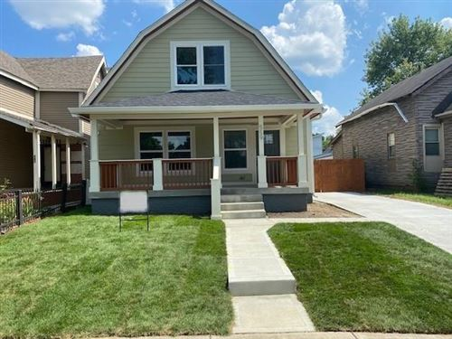 Photo of 559 N Tacoma Avenue, Indianapolis, IN 46201 (MLS # 21813864)
