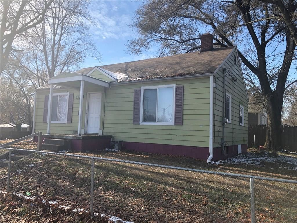 2228 East 34th Street, Indianapolis, IN 46218 - #: 21681864