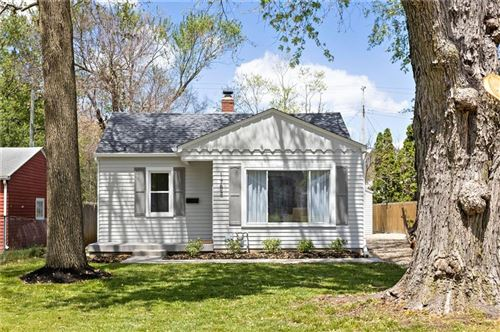 Photo of 1752 East 52nd Street, Indianapolis, IN 46205 (MLS # 21783866)